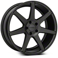 Vossen CV7 Matte Graphite Wheel - 19x8.5 (05-14 All) - Vossen CV7-9N45