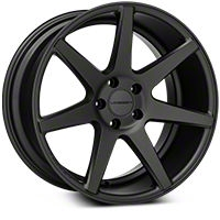 Vossen CV7 Matte Graphite Wheel - 19x10 (2015 All) - Vossen 102177G15