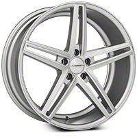 Vossen CV5 Silver Polished Wheel - 20x9 (2015 All) - Vossen 102180G15