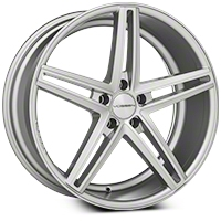 Vossen CV5 Silver Polished Wheel - 20x9 (05-14 All) - Vossen CV5-0N04