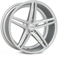 Vossen CV5 Silver Polished Wheel - 20x10.5 (2015 All) - Vossen 102181G15