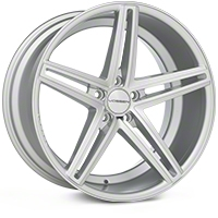 Vossen CV5 Silver Polished Wheel - 20x10.5 (05-14 All) - Vossen CV5-0N10