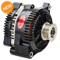 Powermaster Alternator - 200 Amp Black (94-95 GT; 94-00 V6) - Powermaster 57771