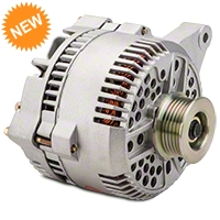 Powermaster Alternator - 200 Amp (96-98 GT) - Powermaster 47764