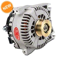 Powermaster Alternator - 200 Amp (96-01 Cobra; 03-04 Mach 1; 01 Bullitt) - Powermaster 47781