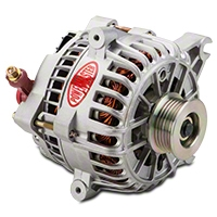 Powermaster Alternator - 225 Amp (05-08 GT) - Powermaster 48516