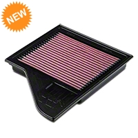 Ford Racing K&N Drop-In Replacement Air Filter (10-14 GT; 11-14 V6) - Ford Racing M-9601-MGT