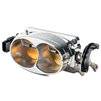 Ford Racing Twin 65mm Cobra Jet Throttle Body - Mechanical (07-14 GT500) - Ford Racing M-9926-CJ65M