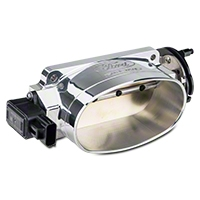 Ford Racing Super Cobra Jet Oval Throttle Body - Mechanical (07-14 GT500) - Ford Racing M-9926-SCJM