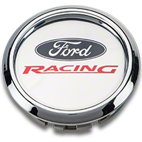 Ford Racing Center Cap (05-14 All) - Ford Racing M-1096-FR1