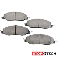 StopTech Street Performance Brake Pads - Front (11-14 GT) - StopTech 309.1463