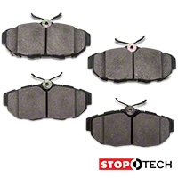 StopTech Street Performance Brake Pads - Rear (11-14 All) - StopTech 309.1465