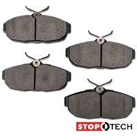 StopTech Street Performance Brake Pads - Rear (05-10 All) - StopTech 309.1082