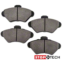 StopTech Street Performance Brake Pads - Front (94-98 GT, V6) - StopTech 309.06