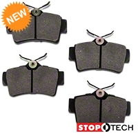 StopTech Street Performance Brake Pads - Rear (94-04 GT, V6) - StopTech 309.0627