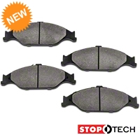 StopTech Street Performance Brake Pads - Front (87-93 5.0) - StopTech 309.0431