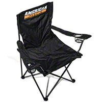 AmericanMuscle Folding Chair - AM Accessories AmericanMuscle-Chair