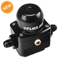 Fuelab Electric Adjustable Fuel Pressure Regulator - 6AN (86-14 All) - Fuelab 52901-1