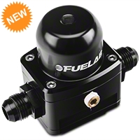 Fuelab Electric Adjustable Fuel Pressure Regulator - 8AN (86-14 All) - Fuelab 52902-1