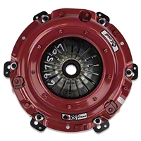 McLeod RST Modular Twin Disc 800HP Clutch (10-14 GT500) - McLeod 6975-07