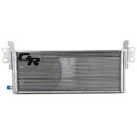C&R Racing Dual Pass Heat Exchanger w/ Dual Fans (07-14 GT500) - C&R Racing 56-00000