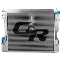 C&R Racing High Capacity Performance Radiator (05-10 GT) - C&R Racing 20-01050