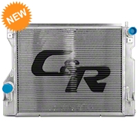 C&R Racing High Capacity Performance Radiator (07-14 GT500) - C&R Racing 20-01052