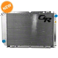 C&R Racing High Capacity Performance Radiator (79-93 5.0) - C&R Racing 20-01030