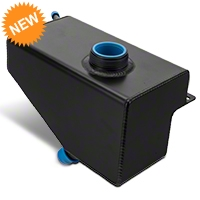 C&R Racing Coolant Overflow Tank - Black (07-12 GT500) - C&R Racing 52-00001