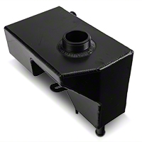 C&R Racing Supercharger Coolant Expansion Tank Reservoir - Black (07-12 GT500) - C&R Racing 53-00001