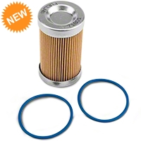 Fuelab Fuel Filter Replacement Element - 10 micron paper (86-14 All) - Fuelab 71801
