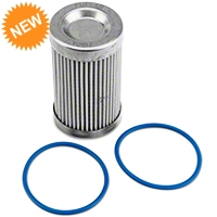 Fuelab Fuel Filter Replacement Element - 6 micron Micro-Fiberglass (86-14 All) - Fuelab 71804||71804