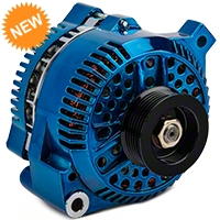 PA Performance Alternator - 130 Amp - Blue (94-95 GT; 94-00 V6) - PA Performance 1704CB