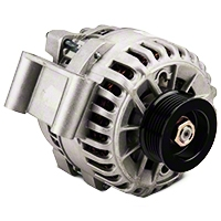 PA Performance Alternator - 130 Amp (07-08 GT500) - PA Performance 2438WS