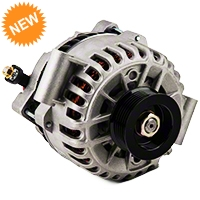 PA Performance Alternator - 200 Amp (07-08 GT500) - PA Performance 2438WSHO