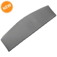 SHR Lower Grille Diamond Mesh Insert (11-12 GT/CS; 12 BOSS) - SHR S297-200-CS