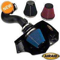 Airaid Cold Air Intake - SynthaMax Dry Filter (05-09 V6) - Airaid 453-177||452-177||451-177