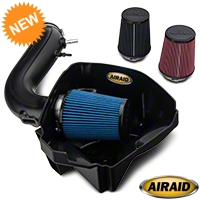 Airaid Cold Air Intake - SynthaMax Dry Filter (11-14 V6) - Airaid 453-265||452-265||451-265