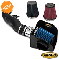 Airaid Cold Air Intake - SynthaMax Dry Filter (99-04 GT) - Airaid 453-204||452-204||451-204