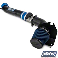 BBK Blackout Cold Air Intake (99-04 V6) - BBK 17195