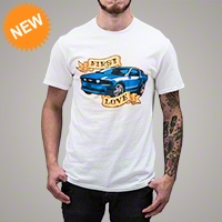 American Muscle First Love T-Shirt - AM Accessories 102638