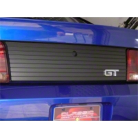 CDC 2005+ Mustang Deck Lid Trim Panel w/ GT Emblem
