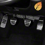 GT500 Style Pedal Covers - Manual (05-14 All) - AM Interior PDL-05-MAN