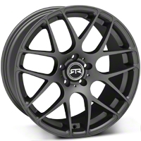 Charcoal RTR Custom Wheel - 19x9.5 (05-14 All) - RTR 1098-3600-01