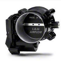 L&M 82mm Throttle Body (11-13 5.0L) - L&M 82MMTB