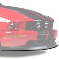 CDC Classic Chin Spoiler Splitter Upgrade (05-09 GT) - CDC 0511-7016-01