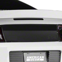 RTR Rear Decklid Panel (10-14 All) - RTR 1398-7009-01
