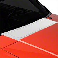 Scott Rod Fabrication Aluminum Cowl Cover (87-93 All) - Scott Rod Fabrication FFC-58