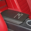 Arm Rest Cover - Running Pony Logo (05-09 All) - AM Interior 5M3Z-6306024-MV