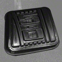 5.0 Clutch Pedal Cover - Manual (79-93 All) - AM Interior D9ZZ-7A624-5.0